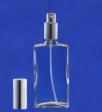 Empty Glass Perfume Bottle Replacement Refillable Spray Cologne Atomizer Mister