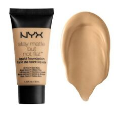 ❤️ Nyx Stay Matte But Not Flat Liquid Foundation❤1ml Sample in Shade Nude