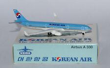 Schabak Airbus A330-323X Korean Air in 1:600 scale