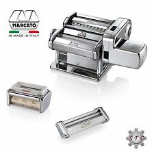 Marcato Atlas Electric Pasta Machine Set 5 pce 5 Types Wellness Made in Italy
