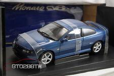 AUTOart 1:18 scale Holden V2 Monaro CV8 coupe (Blue Metallic)