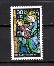 Berlin 1977 Einzelmarke Nr. 560 postfrisch aus Block 6 ** Weihnachten