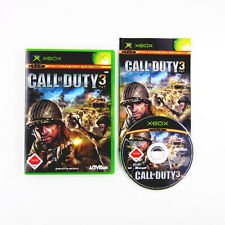 XBOX Spiel CALL OF DUTY 3 in OVP mit Anleitung