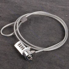 Digit Security Password Computer Lock Anti-theft Chain For Laptop Notebook PC