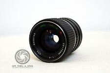 RMC Tokina 35-70mm F4 zoom lens for Canon FD fit FUNGUS