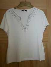"""SUMMER  STRETCH TOP CHEST SIZE 34"""""""