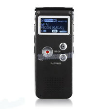 Digital Audio Voice Recorder Dictaphone Recording Sound Recorder 8GB Mp3 Player