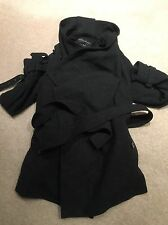 Ladies 100% Wool All Saints Coat/jacket - 8