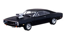 GREENLIGHT DOM'S BLACK DODGE CHARGER R/T FAST & FURIOUS 1:43 DIECAST 86201AA