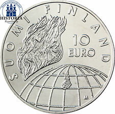 Finnland 10 Euro Silber 2002 stgl. Olympische Sommerspiele von Helsinki