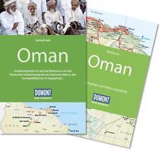 DuMont Reise-Handbuch Reiseführer Oman von Gerhard Heck