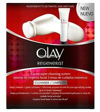 Olay Regenerist 3 Point Super Cleansing System - Cleanser & Device