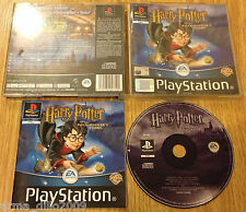 HARRY POTTER AND THE PHILOSOPHER'S STONE for SONY PS1, PS2 & PS3 COMPLETE