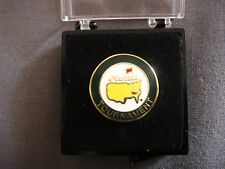 U.S. MASTERS UNDATED STEMMED  GOLF BALL MARKER -  BEAUTIFUL ITEM &  DISPLAY CASE