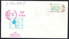 Bahamas Tracking Station Apollo 14 Date of Launch Cachet Space cover 1971