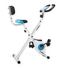 UPRIGHT EXERCISE BIKE FITNESS BICYCLE CARDIO HOME WORKOUT TRAINING MACHINE GYM