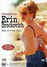 ERIN BROCKOVICH - BRAND NEW & SEALED R4 DVD (JULIA ROBERTS) BASED ON TRUE STORY