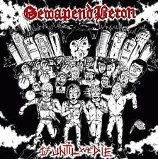 GEWAPEND BETON 17 until we die CD (2007 Dirty Faces)