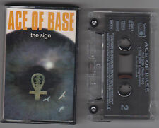 ACE OF BASE ~ The sign ~ single CASSETTE  ~ 1993