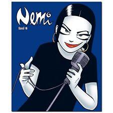 Nemi 3 Lise Myrhe Ubooks HC 9783939239499 Szene Gothic Girl FUNNY HUMOR