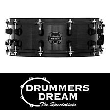 "MAPEX MPX 14"" x 5.5"" Maple Snare Drum Midnight Black Finish - BRAND NEW"
