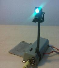 Märklin H0 7188 Licht Hauptsignal erstklassig getestet mit Anschlussplatte