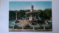 Aix-en-Provence France Vintage large colour Postcard  c1960s La Grande Fontaine