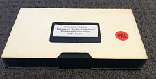 THE LOVELESS - Return Of The Ex-Girlfriend VHS Video PAL VG RARE Electric Angels