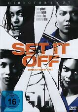 Set It Off (Directors Cut) [FSK16] (DVD) NEU+OVP