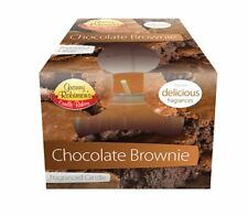 Scented Candle burns up to 30 hours - Chocolate Brownie Fragrance
