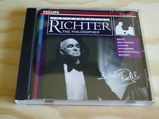 SVIATOSLAV RICHTER • The Essential / The Philosopher • TOP-CD Philips