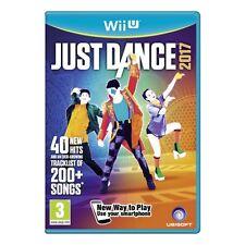 Nintendo Wii U Just Dance 2017 JD 17 für WiiU mit 40 neuen Songs NEUWARE