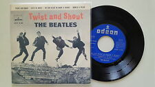 The Beatles - Twist and shout 7'' Single EP SPAIN