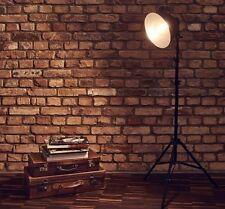 edison glow · Studio Tripod Stehlampe Bauhaus Vintage · inkl. Retro Glühbirne