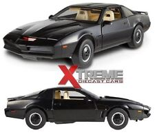1:18 Hotwheels ORIGINAL Pontiac Trans Am K.I.t.t. from the Film Knight Rider