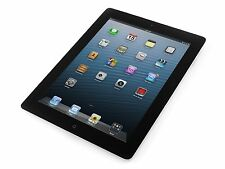 Apple iPad 4 4th Gen 32GB,Wi-Fi  9.7in- BLACK RETINA DISPLAY A Grade Apple Care