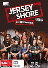 Jersey Shore Season 3 DVD R4 PAL