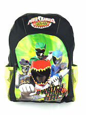 POWER RANGERS DINO CHARGE  BOYS NURSERY SCHOOL SPORTS BACKPACK RUCKSACK BAG NEW