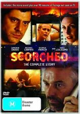 SCORCHED VINCE COLOSIMO GEORGIE PARKER COMPLETE STORY GENUINE R4 DVD RARE OOP