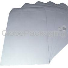 100 x C5/A5 PLAIN WHITE SELF SEAL ENVELOPES 90gsm SS