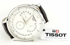 Tissot Tradition Perpetual Calendar Silver Dial Men's Watch T0636371603700 - New