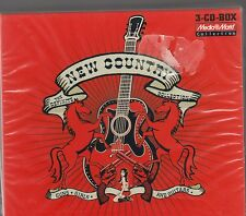 New Country - The Definite Collection ( 3 CD Box )