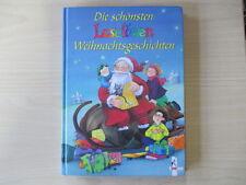 Die schönsten Leselöwen Weihnachtsgeschichten
