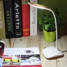 Modern LED Dimmer Bedside Table Lamp Reading Study Craft Desk Light Lighting New