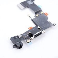 iPhone 5S Black Charging Port - Replacement Charger Flex USB Dock Apple