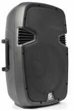 """SPJ-1200A 12"""" Inch Active 600W Powered Speaker Amplifier PA DJ"""