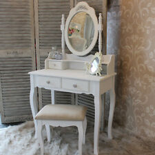 Ebay white dressing table protective top