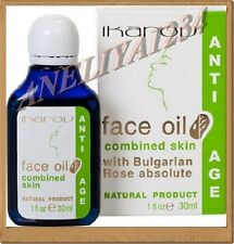 FACE OIL for MIXED SKIN with Rose, Jojoba, Lavender,Grape seed,FREE UK DELIVERY