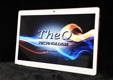 TheQ TP41 3G Quad-Core Tablet PC 10 Zoll 2GB+80GB DUALSIM Handy Simlockfrei Weiß