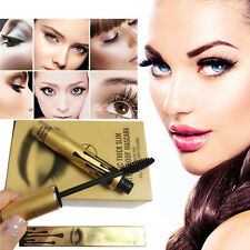 Waterproof Black Lash Extension Mascara Long Curling Natural Eyelash Makeup New